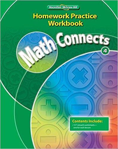 Macmillan mcgraw hill math grade 4 homework practice