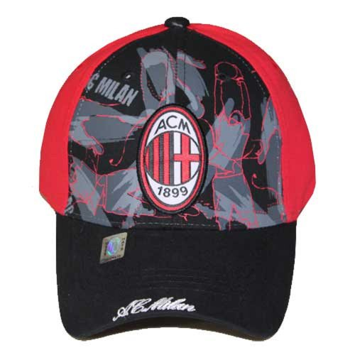 JUST IN! AC MILAN FOOTBALL CLUB SOCCER FUTBOL CAP HAT ()