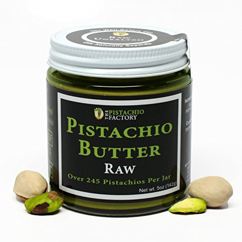 Pistachio Butter - Raw Unsalted