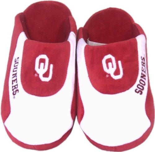Alhainen Virallisesti Lisensoitu Ja Feet Pro Miesten Tossut College Naisten Sooners Ncaa Oklahoma Happy xwKI8qEXHI
