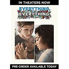 Everything, Everything arrives on Digital Aug. 1 and Blu-ray, DVD Aug. 15 from Warner Bros.