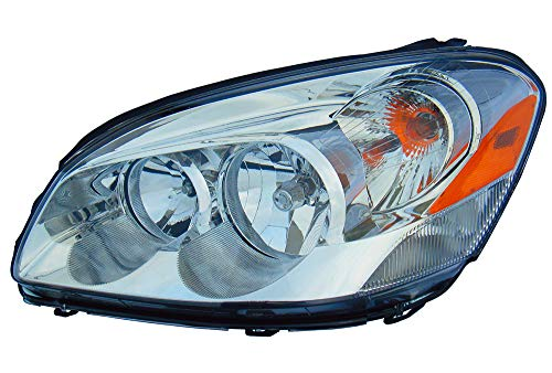 For 2006 2007 2008 2009 2010 2011 Buick Lucerne Headlight Headlamp Assembly Driver Left Side Replacement GM2502277 (Buick Lucerne Headlight Assembly)