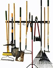 FITOOL Adjustable Storage System 48 Inch, Wall Holders for Tools, Wall Mount Tool Organizer, Garage Organizer,