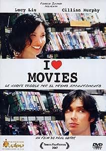 I Love Movies [Italia] [DVD]
