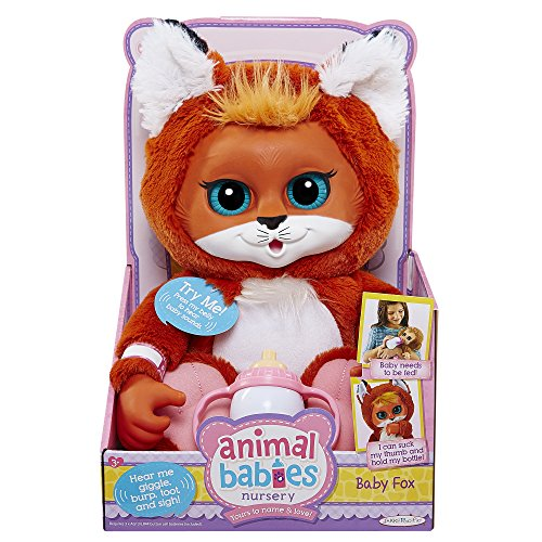 Animal Babies Deluxe Baby Fox Plush by Animal Babies (Image #3)