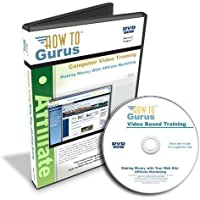 Making Money on the Web using Affiliate Marketing. Tutorial Training computer video based instruction, 7.5 Hours in 58 Lessons on DVD showing you how to Earn Extra Income from the Internet working from Home.