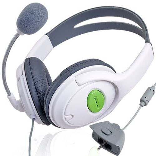 Headset Headphone w Mic/Microphone for XBOX 360 XBOX360 by ufener