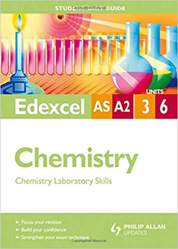 Edexcel Asa2 Chemistry Student Unit Guide Units 3 And 6 Chemistry