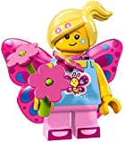 Lego Minifigures Series 17 - #7 BUTTERFLY GIRL Minifigure - (Bagged) 71018