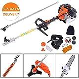 EASYG 6 in 1 52cc Multifunctional Lawn Mower
