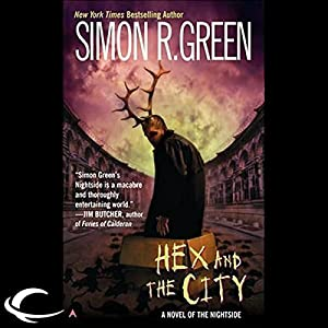 Hex and the City Audiobook