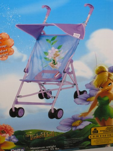 Disney Baby Umbrella Stroller With Canopy - 7