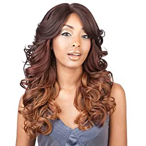 Amazon.com : Isis Red Carpet Synthetic Deep Part Lace Front Wig - Feather Flip 3-1 : Beauty