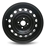 Kia Rio 15 Inch 4 Lug Steel Rim/15x5.5 4-100 Steel Wheel