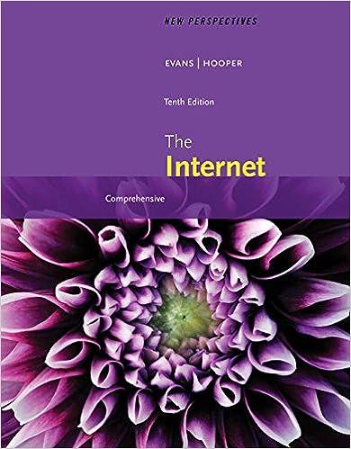 New Perspectives On The Internet Comprehensive Loose Leaf Version Evans Jessica Hooper Ralph 9781337283908 Amazon Com Books