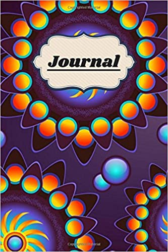 Journal Cool Abstract Cover Journal Diary To Write In 6x9