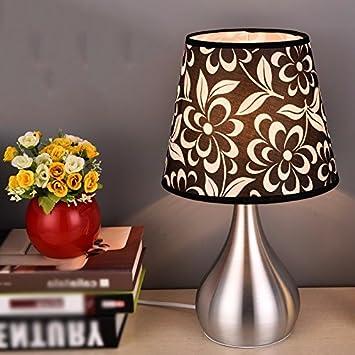 XHOPOS HOME Lámpara de escritorio Cabecera pequeñas lámparas de ...