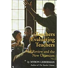 Teachers Evaluating Teachers