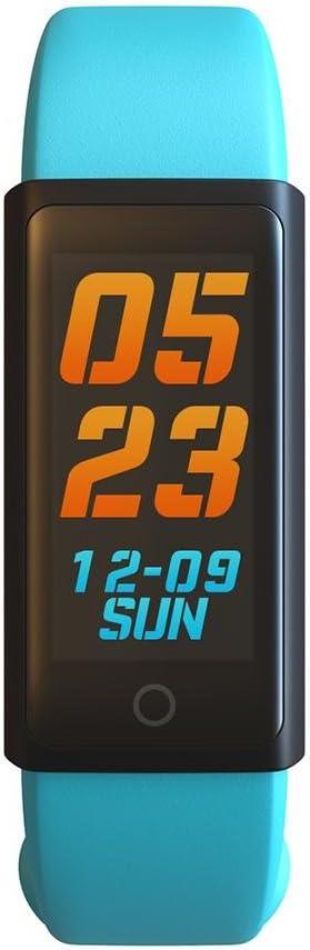 Fitness-Uhr, Fitness-Tracker mit Pulsmesser IP67 Wasserdicht Smart ...