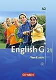 English G 21 - Ausgabe A / Band 2: 6. Schuljahr - Workbook mit Audio-Materialien