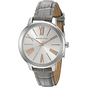 Michael Kors Women's Hartman Grey Watch MK2479