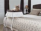 SLUMBER BUNK - Cat or Dog Bunk Bed - Elevated Pet Bed