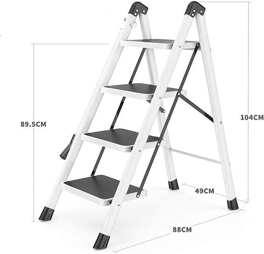 Escaleras plegables peldaños, 3-Step / 4-Step / 5-Escalera ...
