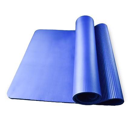LiuJianQin YJD Tapete de Yoga/Rayas horizontales ...