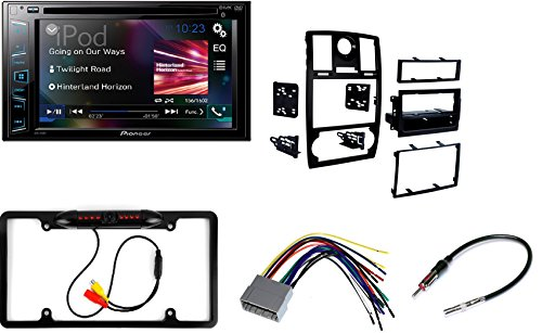 2005/06/07 Chrysler 300/300C Double Din Bluetooth Car Radio Stereo with Nightvision Backup ()