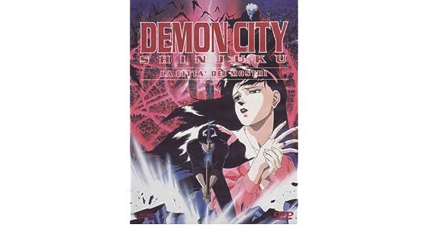 Makaitoshi_Shinjuku_ Demon_City_Shinjuku Italia DVD: Amazon ...