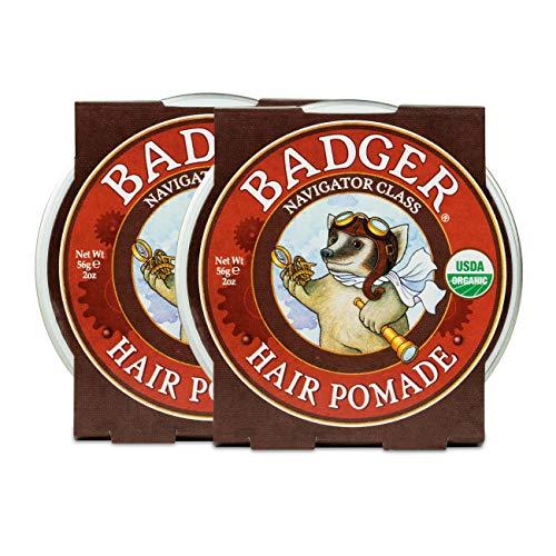 Badger Hair Pomade for