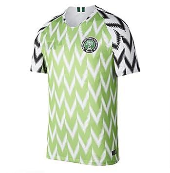 Fkmnb Nigerian Jersey Selecciones Nacionales Entrenador De Fútbol Fans Camisetas Sprint Trajes De Equipo Ropa Deportiva