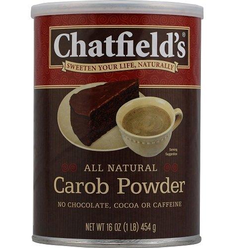 Chatfields All Natural Premium Carob Powder, 16 Ounce