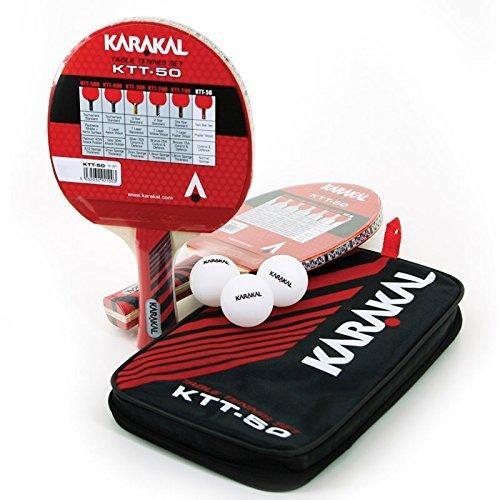 Karakal KTT 50 Table Tennis Set by Karakal by Karakal