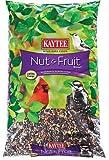 Kaytee Products 100033783 Nut & Fruit Blend Bird Food, 10-Lb. - Quantity 4
