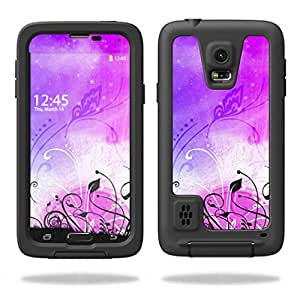 Mightyskins Protective Skin Decal Cover for LifeProof Samsung Galaxy S5 Case fre Case wrap sticker skins Rise and Shine