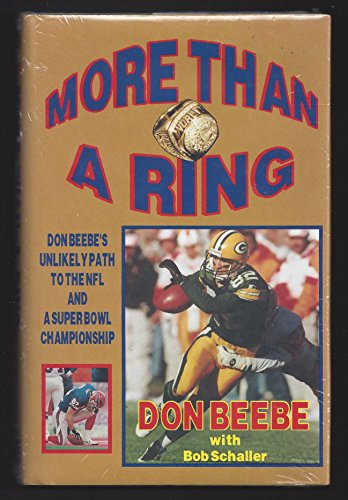 More than a ring: Don Beebe's unlikely path to the NFL and a Super Bowl championship