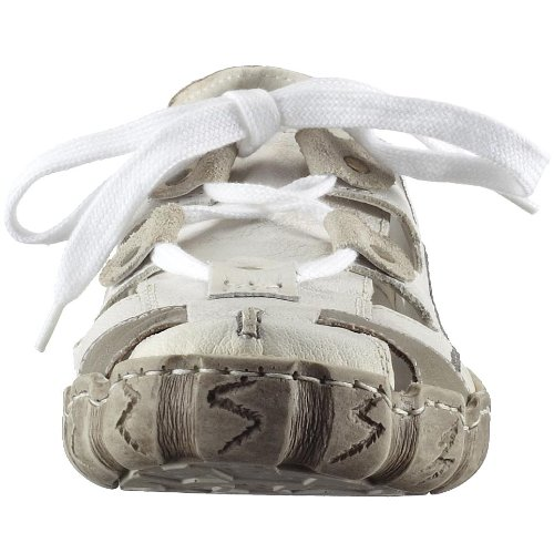 0684cf76237a Rieker Hertha L0325-80, Damen Sneaker, weiss kombi, (weiss grey), EU 36   Amazon.de  Schuhe   Handtaschen