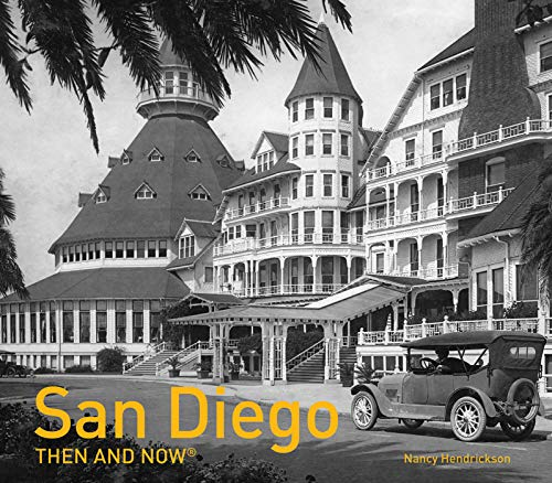 """Known to its residents as """"America's Finest City,"""" San Diego has a mild, inviting climate and stunning coastal scenery. San Diego Then and Now looks at how the city developed from a small village settled by early Franciscan missionaries and the Span..."""