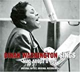 Sings Mad About a Boy by Washington, Dinah (2006-02-02)