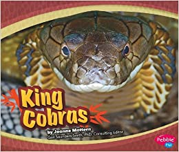 Book King Cobras (Asian Animals) by Joanne Mattern (2010-02-01)