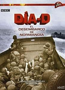 Día D: El Desembarco De Normandía [DVD]