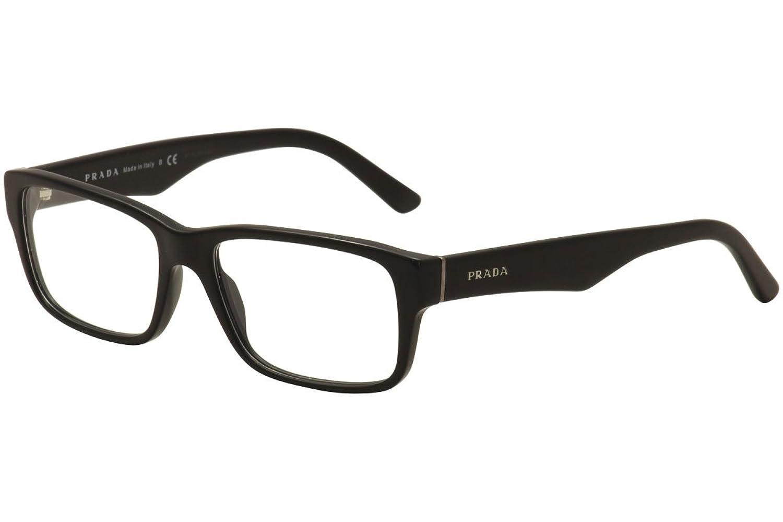 Amazon.com: Prada PR 16 MV eyeglasses: Shoes