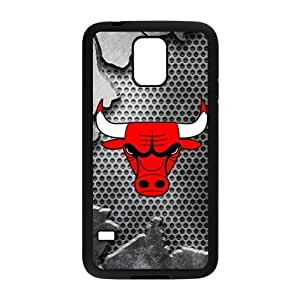 Bulls logo Phone Case for Samsung Galaxy S5
