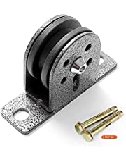 Steel Fixed Pulley Block Loading 300kg Home Gym Cable Machine Building Single