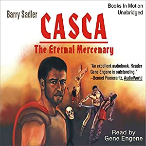 Casca the Eternal Mercenary Hörbuch
