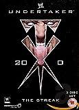 Undertaker  The Streak (3 Dvd) [Edizione: Regno Unito] [Import anglais]