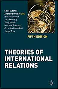 Theories of International Relations: Scott Burchill, Andrew