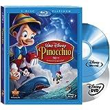Pinocchio (70th Anniversary Platinum Edition + Standard DVD) [Blu-ray]