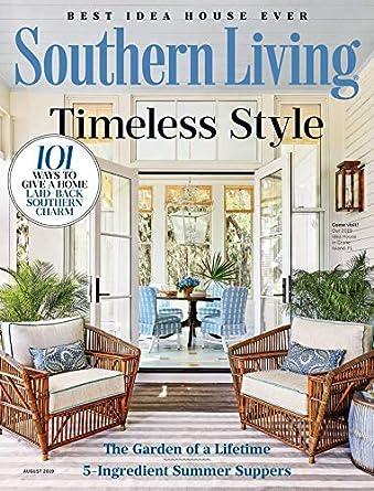 Amazon com: SOUTHERN LIVING Magazine: Meredith Corporation